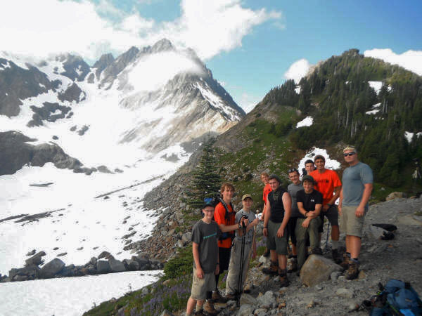 2012 -- Varstiy Team in Olympic Range